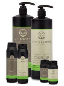 Organic Bergamot Shampoo