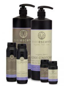 Organic Blonde Shampoo and Conditioner