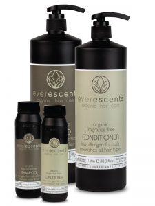 Organic Fragrance Free Shampoo and Conditioner