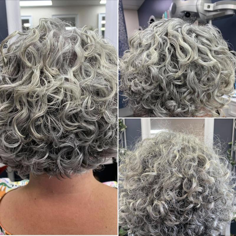 Blank Canvas The Curly Hair Method